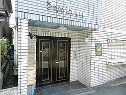 神奈川県横浜市旭区鶴ケ峰本町3丁目の賃貸マンションの外観