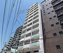 京都府京都市下京区木屋町通五条下る西橋詰町の賃貸マンションの外観