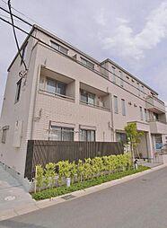 埼玉県川越市新宿1丁目の賃貸マンションの外観