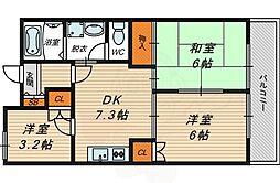 野江駅 8.4万円