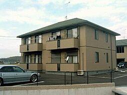 グリーンハウス平野 B棟[1階]の外観