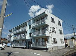 長野県岡谷市中央町3丁目の賃貸マンションの外観
