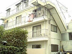 神奈川県川崎市中原区井田杉山町の賃貸マンションの外観