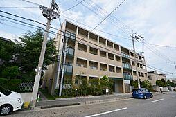 兵庫県西宮市甲子園三番町の賃貸マンションの外観