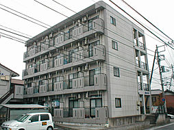 栢森ハイツB[2階]の外観