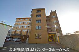 大阪府枚方市南楠葉1丁目の賃貸マンションの外観
