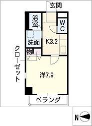 KANEIマンション[4階]の間取り