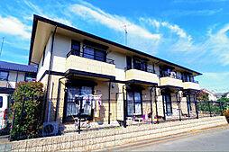 [テラスハウス] 東京都清瀬市中清戸5丁目 の賃貸【東京都 / 清瀬市】の外観