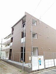 神奈川県川崎市川崎区昭和1丁目の賃貸マンションの外観