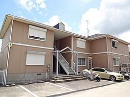 フレグランス北神戸E[1階]の外観