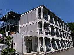 ステュディオYURI[2階]の外観