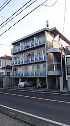 三浦マンション[201号室号室]の外観
