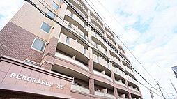 福岡県福岡市城南区友丘2丁目の賃貸マンションの外観