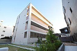 愛知県名古屋市東区古出来1丁目の賃貸マンションの外観