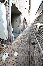 ルシェール東難波[2階]の外観