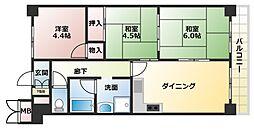 LANDSCAPE[7階]の間取り