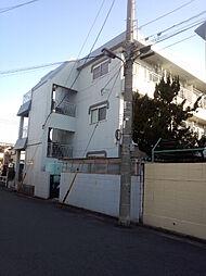 谷塚サンコーポ[301号室]の外観