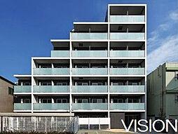アヴァンセクール町屋[101号室]の外観