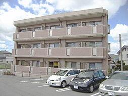 広島県東広島市西条町下見の賃貸マンションの外観