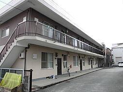 永田マンション[11号室]の外観