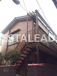 コーポ南長崎[1階]の外観