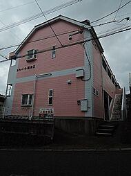 福岡県北九州市八幡西区楠木2丁目の賃貸アパートの外観