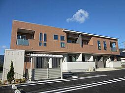 山口県下関市安岡町5丁目の賃貸アパートの外観