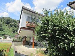 長野県長野市大字安茂里小市の賃貸アパートの外観