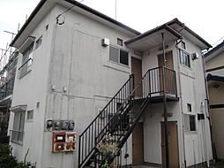 杉田荘[1階]の外観