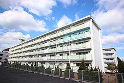 福岡県飯塚市伊川の賃貸マンションの外観