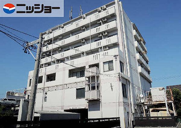 グレイス小賀須[6階]の外観