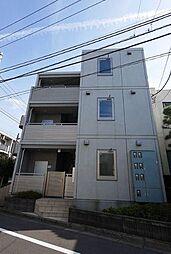 東京都中野区野方4丁目の賃貸マンションの外観