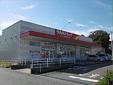 ツルハドラッグ 日立平沢店(1073m)