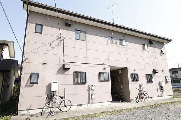 メゾンドール _ 1階の賃貸【栃木県 / 足利市】