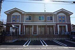 千葉県松戸市牧の原2丁目の賃貸アパートの外観