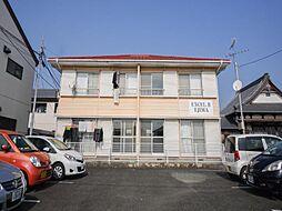 エクセル江島II[201号室]の外観
