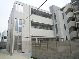兵庫県西宮市堀切町の賃貸マンションの外観
