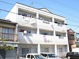 愛知県名古屋市北区川中町の賃貸マンションの外観