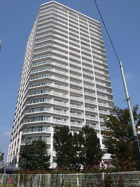 パークハウスさいたま新都心ミッドタワー[24階]の外観