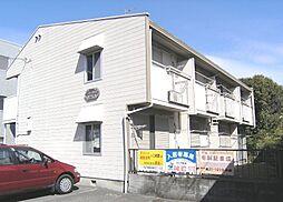 埼玉県熊谷市曙町4丁目の賃貸アパートの外観