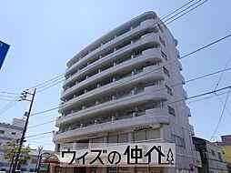 ダイヤコーポ桂川[8階]の外観