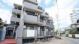福岡県福岡市城南区荒江1丁目の賃貸マンションの外観