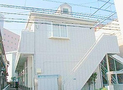 千葉県市川市南行徳2丁目の賃貸アパートの外観