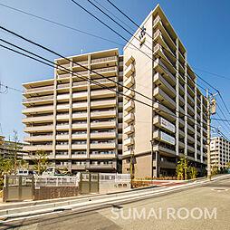 福岡県福岡市中央区小笹4丁目の賃貸マンションの外観