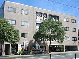 高知県高知市東秦泉寺の賃貸アパートの外観