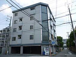 兵庫県尼崎市南城内の賃貸マンションの外観