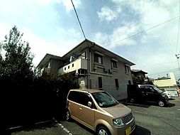 ベルハイツ西尾[203号室]の外観