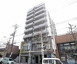 京都府京都市下京区西七条南中野町の賃貸マンションの外観