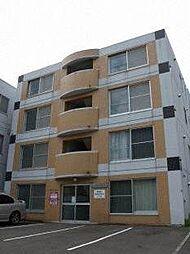 宮の森310マンション[4階]の外観
