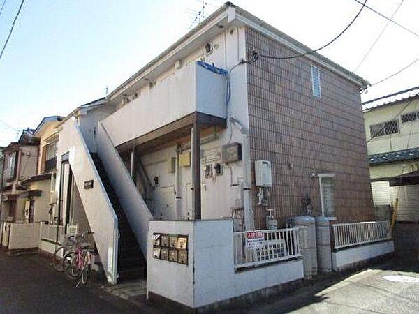 エミュー久米川 2階の賃貸【東京都 / 東村山市】